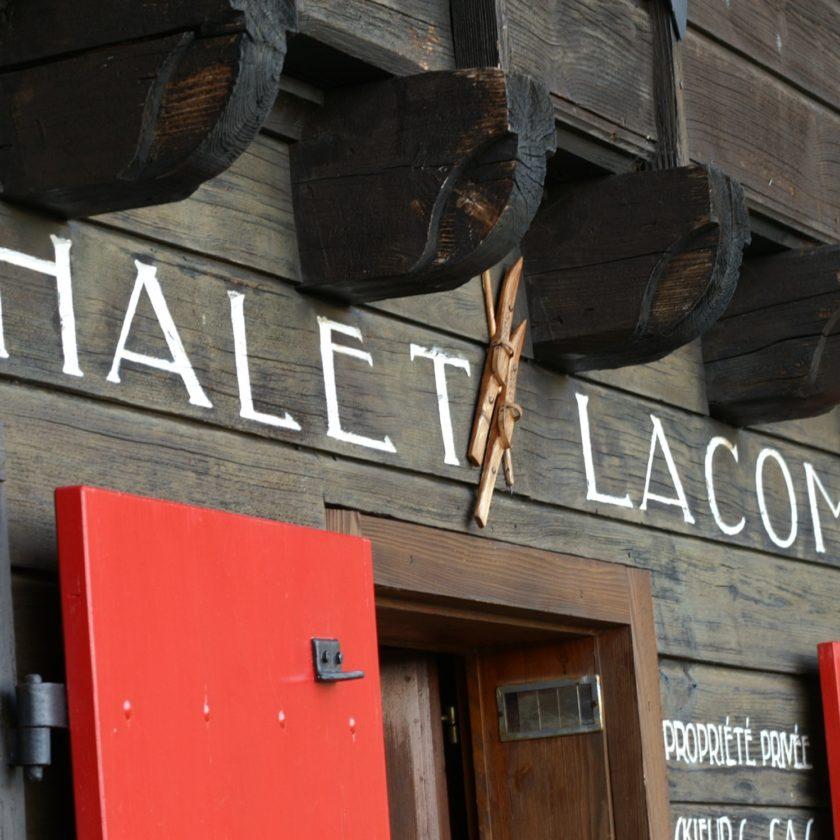 Chalet Lacombe